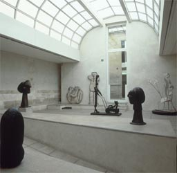 2007 Paris jardin sculptures Picasso