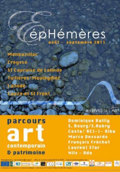 EPHEMERES 2011
