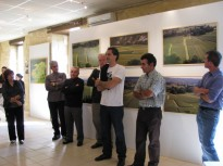 vernissage exposition photo de PAYSAGE TRAVERSE (3)