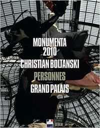 2010 Affiche Boltanski Monumenta
