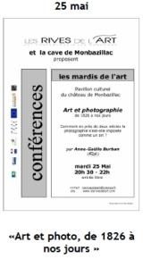 2010 Conference Art et Photographie