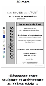 2010 Conference Sculpture Architecture