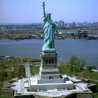 BARTHOLDI, Statue de la Liberté
