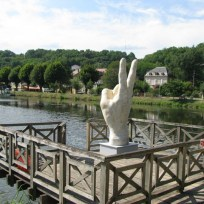 didier TRENET installe V, étude d'une fontaine à Lalinde (2) (Copier)