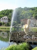 Didier TRENET v étude d'une fontaine à Lalinde EPHEMERES 2009 (11)