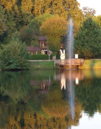 Didier TRENET v étude d'une fontaine à Lalinde EPHEMERES 2009 (3)