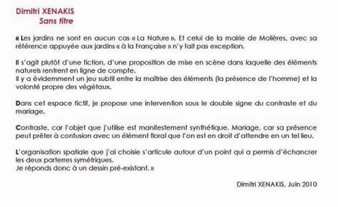 Dimitri XENAKIS oeuvre