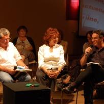 """""""Passé, présent, création actuelle et patrimoine, quel dialogue ?"""" ; débat animé par Canal Pourpre"""