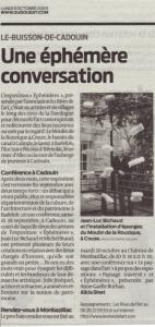 journal sudouest du 5 octobre 2009
