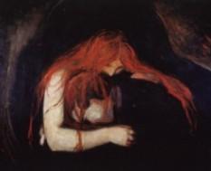 MUNCH vampire