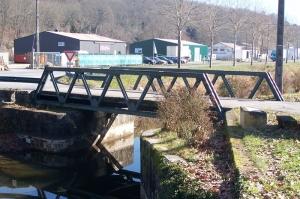 pont levant St Capraise EPH 2011
