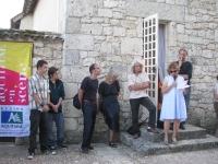 vernissage 31 juillet 2011
