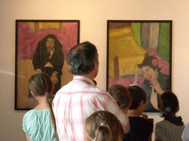 vernissage de l'exposition Christian BOLTANSKI (1)