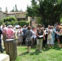 vernissage EPHEMERES 2009 (2)