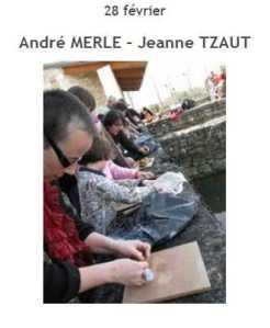 2009 Ateliers Merle Tzaut