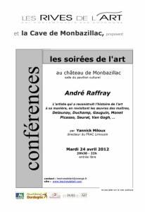 2012 Conf Andre Raffray