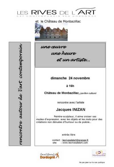 2013 1H1O1A Affiche J Inizan