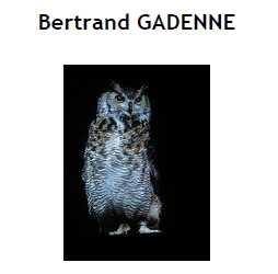 2013 Expo B Gadenne