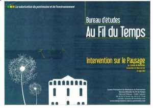 2013 Lecture de Paysage - Au Fil du Temps