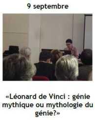 2014 Conference Leonard de Vinci