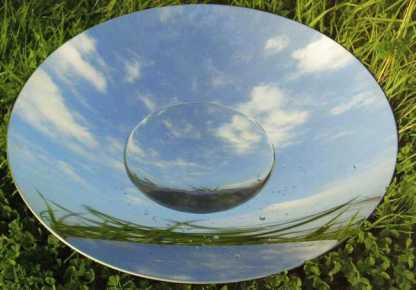 """OR, eau air, """"le ciel a la batée"""" ; ©ART a.te.lier 2006"""