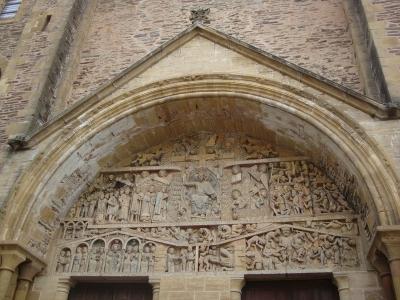 cathédrale de CONQUES (1)