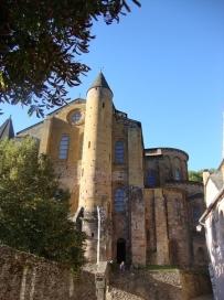 cathédrale de CONQUES (5)
