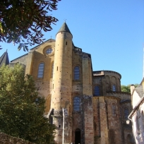 cathédrale de CONQUES (5)