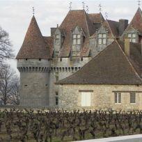 château et vignes de Monbazillac
