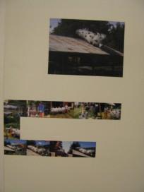 """Ateliers d'Ephéméres 2012 : photos de """"Sans titre"""" de Christophe Doucet lors d'Ephémères 2010"""