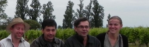 Florent LAMOUROUX, Marco DESSARDO, bertrand GADENNE, jeanne TZAUT