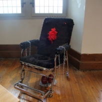 la chaise féroce Bob COUGAR (2)