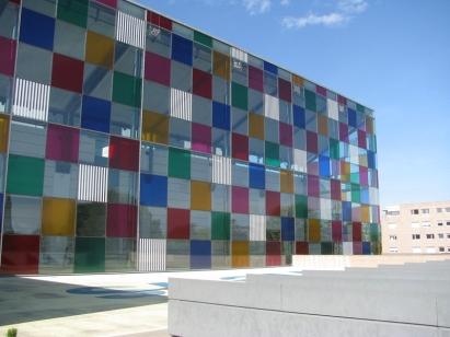 le musée d'art moderne de Strasbourg Comme un jeu d'enfant, travaux in situ (1)