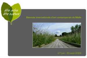 Melle Biennale 2009 Accueil site