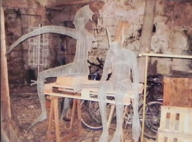 Michel BRAND atelier  (1)