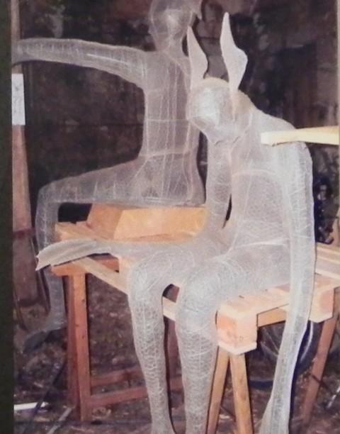 Michel BRAND atelier  (2)
