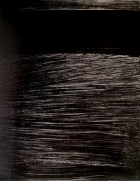 """Pierre SOULAGES : """"peinture"""" 162x127"""