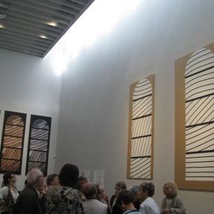 travaux préparatoires des vitraux de CONQUES (2)