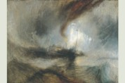 Joseph Mallord William Turner, tempête de neige 1842