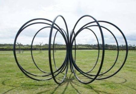 © Pierre LABAT « Corolle » Biennale Anglet 2013