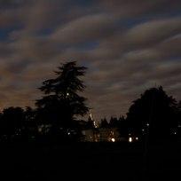 Erik SAMAKH ; Lucioles, installation lumineuse et solaire ; Domaine du château de Chaumont sur Loire ; photo ©Anthony Morel