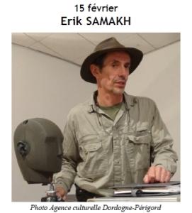 2015 Rencontre Erik SAMAKH