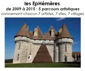 Page Accueil Les Ephemeres