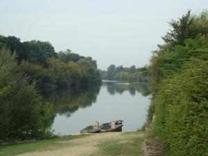 La Dordogne à Creysse (24)