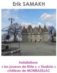 2015 Ephémères Installations