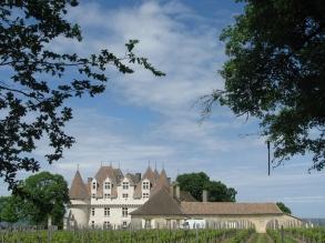 des flûtes dans le parc du château de Monbazillac (11)