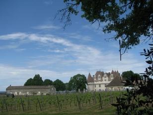 des flûtes dans le parc du château de Monbazillac (12)