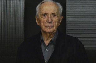 Pierre Soulages ; photo Doryan Bayol, 30 mai 2014