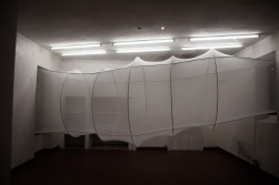 "2015 EPHEMERES #5; ""Corridor"" de jean-Luc BICHAUD photo Alain VERGEZ"