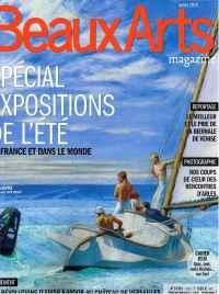 2015 EpHemeres Beaux Arts magazine couverture juil 2015